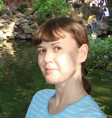 преподаватель китайского языка Елена